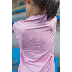 Kids' Athletics T-Shirt AT 300 - light pink