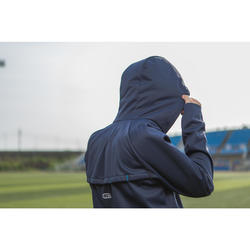 AT 500 Warm Kids's athletics jacket navy blue