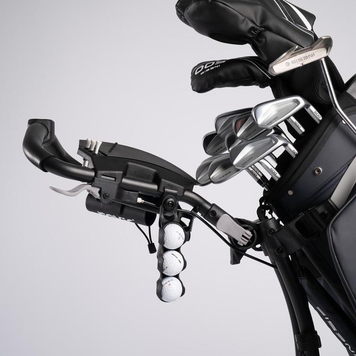 Chariot de golf ROVIC RV1C noir