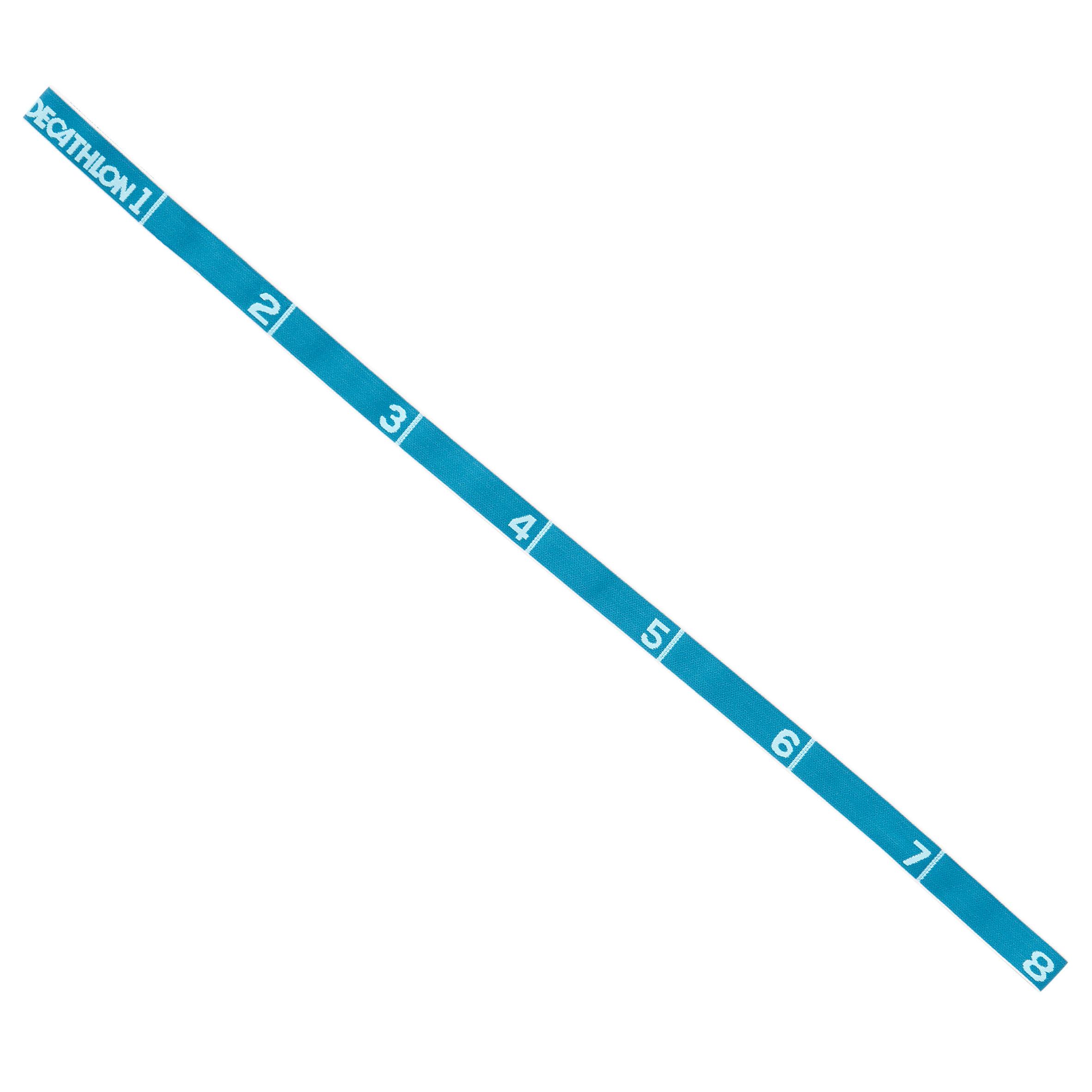 Bandă elastică Fitness 500 imagine