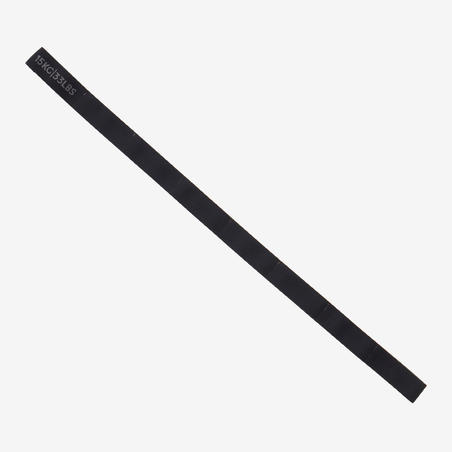 Fitness Fabric High Resistance Band (33 lb / 15 kg) - Black