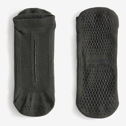 Chaussettes Antidérapantes Fitness Respirantes Vert