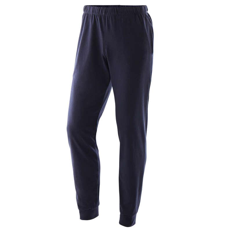 PANTALONI E GIACCHE UOMO Ginnastica, Pilates - Pantaloni uomo ginnastica 120 NYAMBA - Abbigliamento uomo