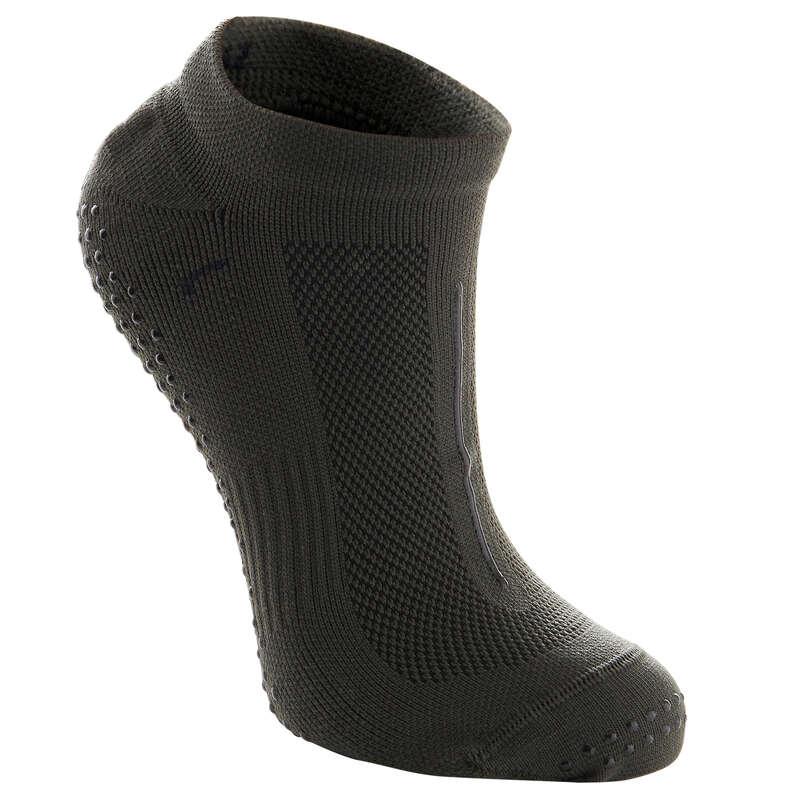 WOMAN T SHIRT LEGGING SHORT Footwear Accessories - Non-Slip Gym Socks NYAMBA - Accessories