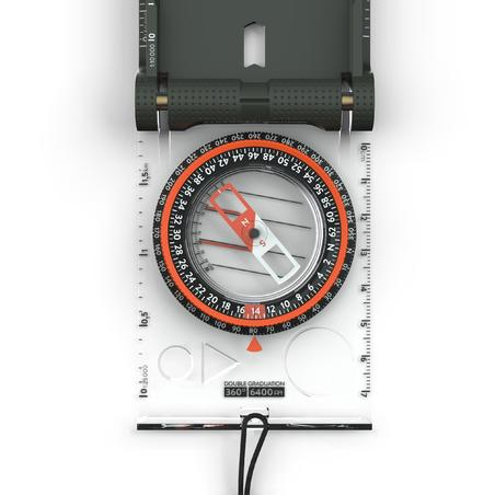 EXPLORER 900 SIGHTING COMPASS IN DEGREES AND MILS