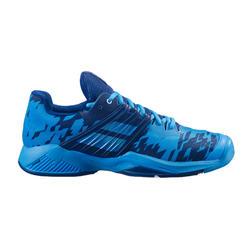 Tennisschoenen voor volwassenen Propulse Fury multicourt blauw