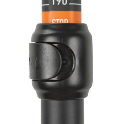 Carbon en glasvezel sup peddel 500 verstelbaar van 170-210 cm demonteerbaar M
