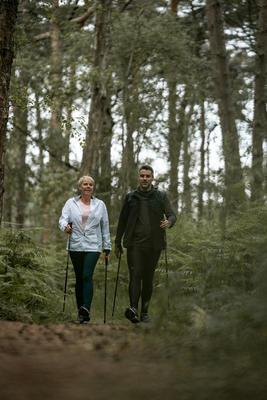 Passende Outfits für Nordic Walking