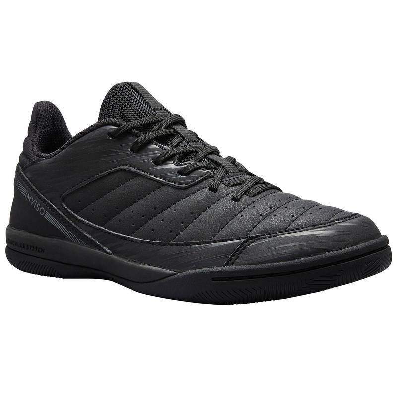 Chaussures de Futsal ESKUDO 500 JR Noir