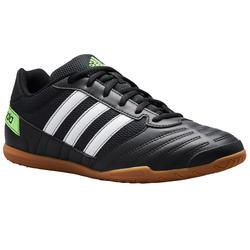Sapatilhas de Futsal Adulto SUPER SALA Preto