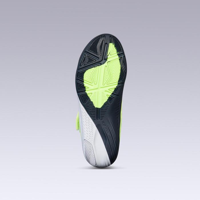 Chaussures de Futsal enfant GINKA 500 jaune