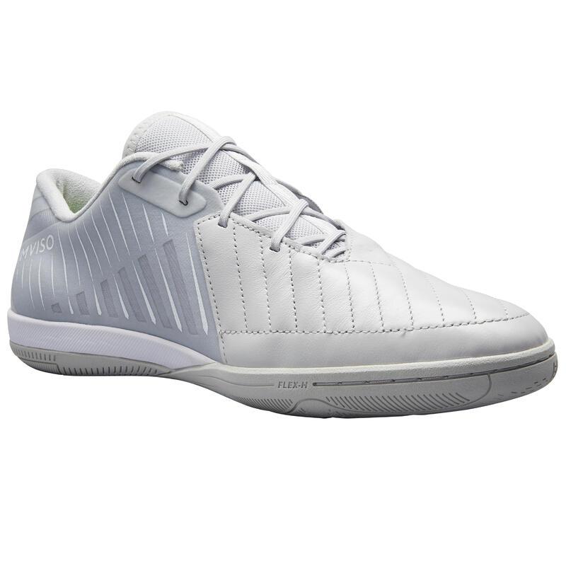 Chaussures de Futsal GINKA 900 cuir gris