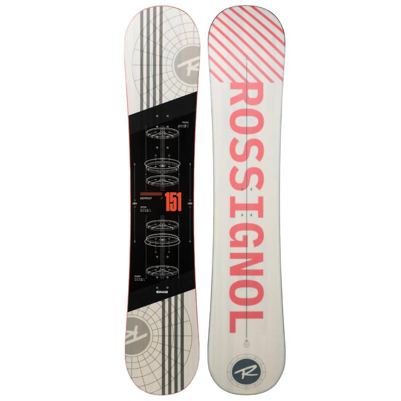 VYBAVENÍ NA SNOWBOARD PRO POKROČILÉ - MUŽI Snowboarding - SNOWBOARD DISTRICT ROSSIGNOL - Snowboardové vybavení