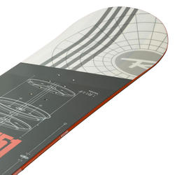 planche de snowboard freestyle & all mountain, homme, Rossignol District