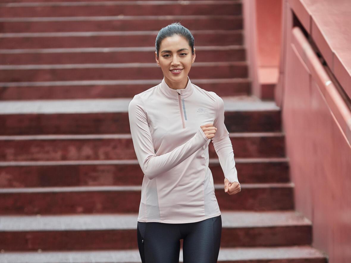 跑步 如何挑選跑步上衣?