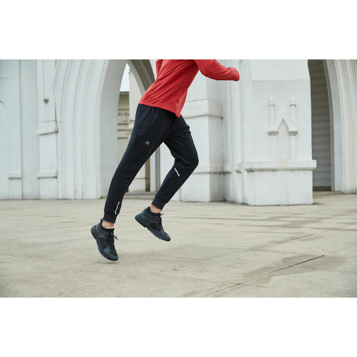 HOODED SWEATSHIRT RUNNING RED CN