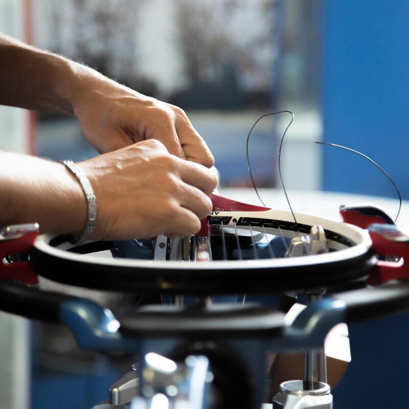 Racket Stringing Services
