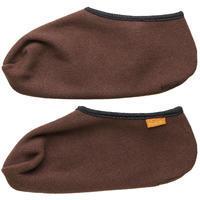 S300 Fleece Boot Liners - Brown