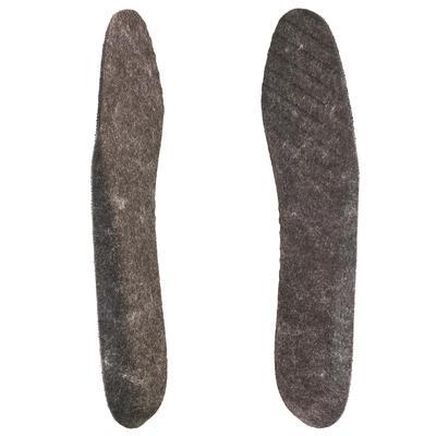 Plantillas para Botas Solognac Inverness 100 4 mm Negro