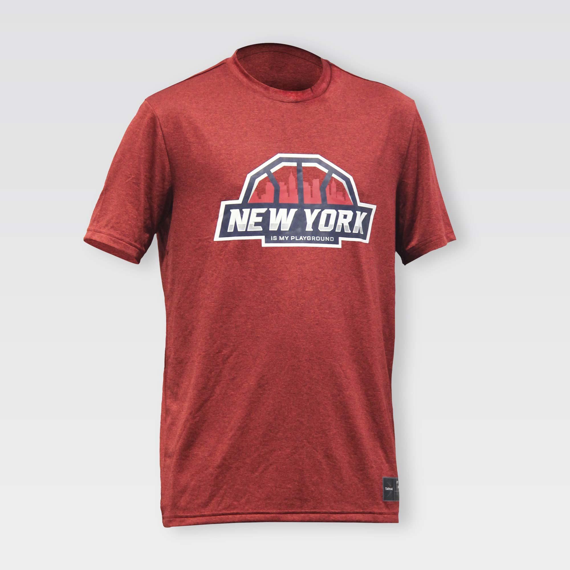 Men's Basketball T-Shirt / Jersey TS500 - Red