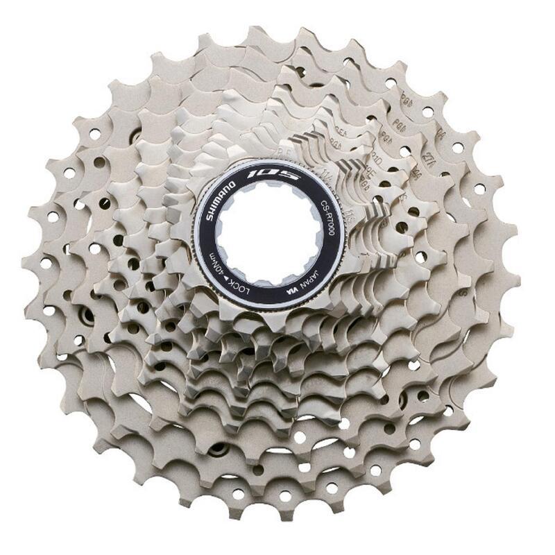 Cassette 11 Velocidades 11x28 Bicicleta Carretera Shimano 105 CS-R7000