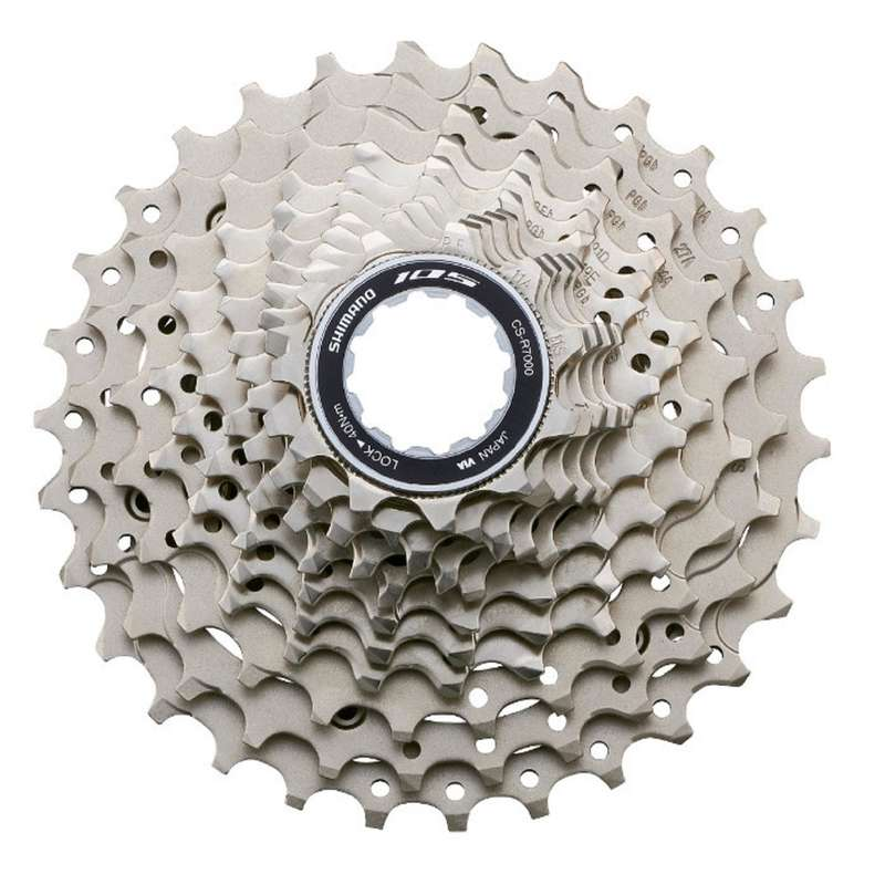 BIKE GEARING Cycling - 11x28 105 5800 11 Speed Bike Cassette SHIMANO - Cycling