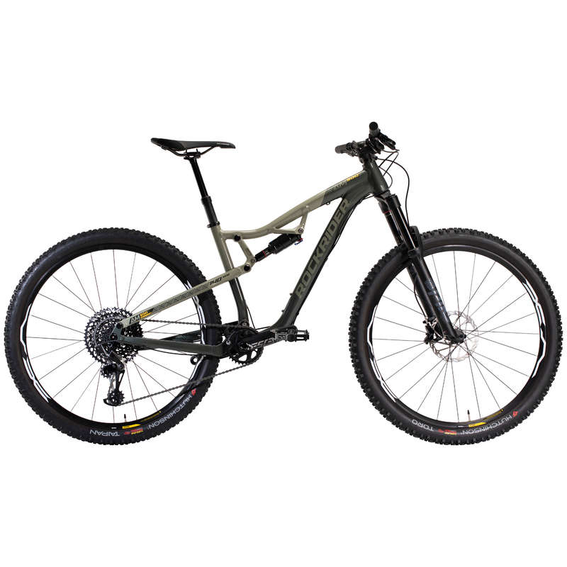 ADULT ALL MOUNTAIN MTB BIKE Cycling - AM 500 S Full Suspension Mountain Bike - 29