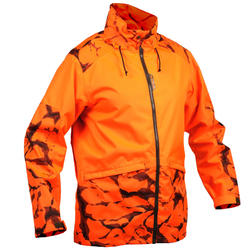 VESTE SUPERTRACK 100 IMPERMEABLE