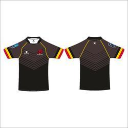 Maillot réplique Rugby belge adulte