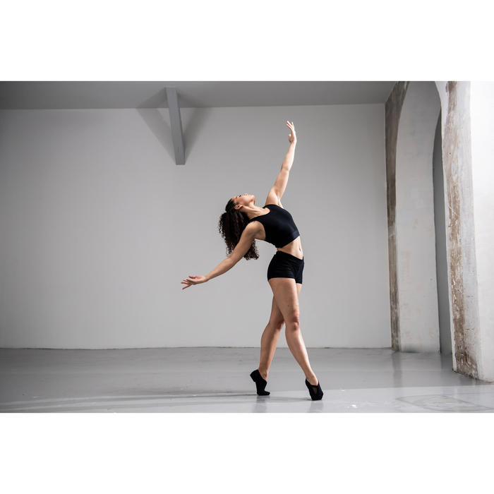Chaussons danse modern'jazz bi-semelles