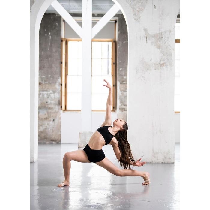 Short voor moderne dans meisjes aansluitend zwart