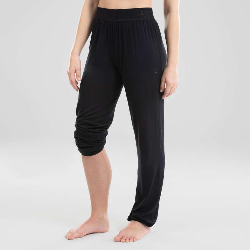 ÎMBRĂCĂMINTE DANSURI MODERNE, STREET DANCE FEMEI Imbracaminte - Pantalon Dans modern Damă STAREVER - Sporturi