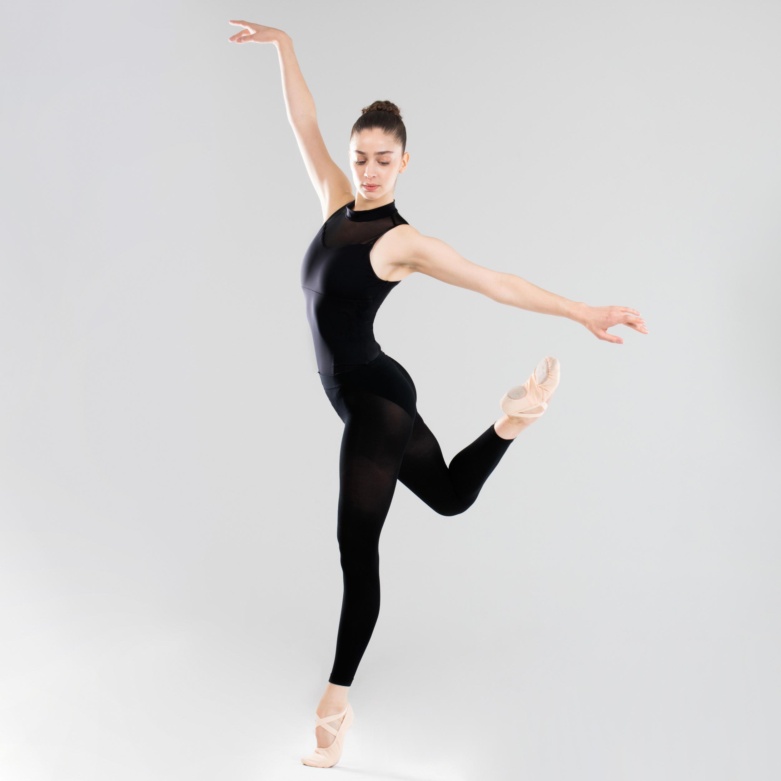 Body cu guler înalt balet imagine