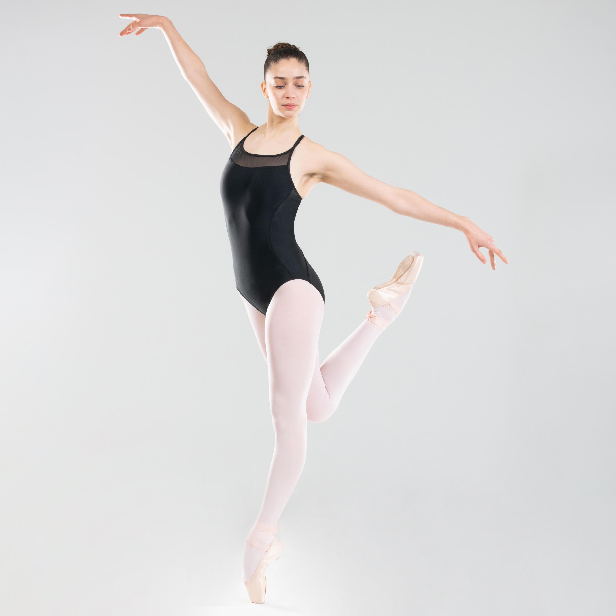Body bretele în X balet imagine