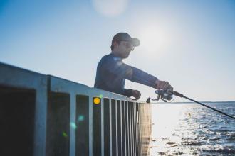 Quel équipement pour débuter la pêche au buscle ?