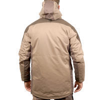 Hunting Warm Waterproof Jacket 520 - Green