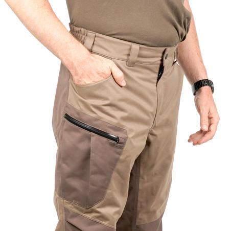 Pantalon de poste imperméable et chaud 520