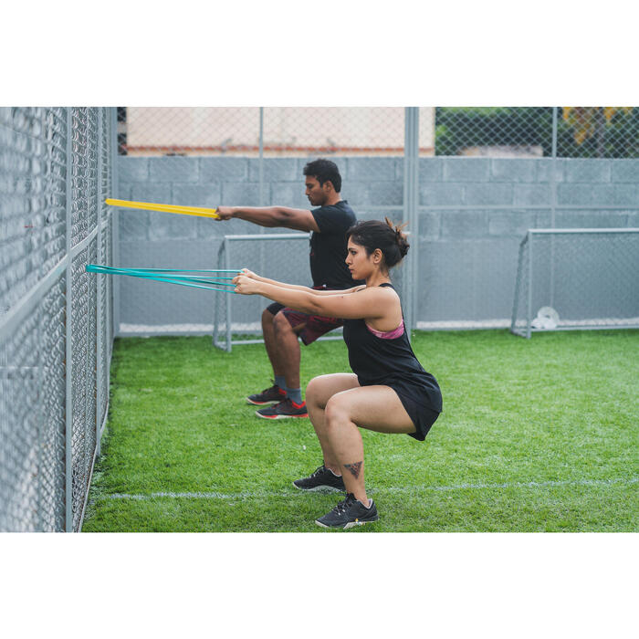 交叉訓練彈力訓練帶45 kg