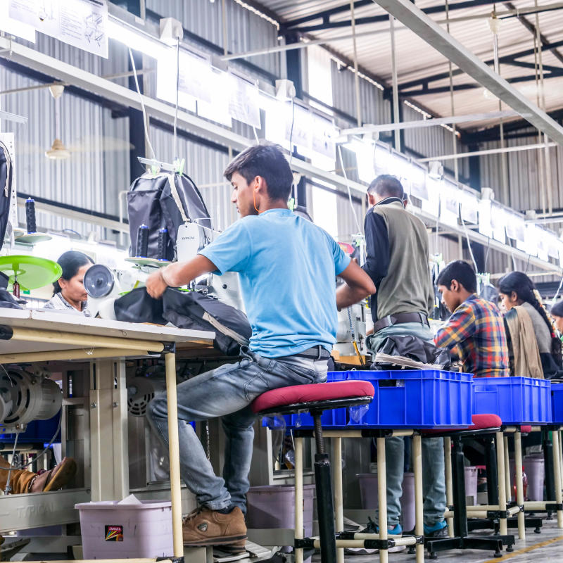 decathlon sustainable development manufacturing commitments