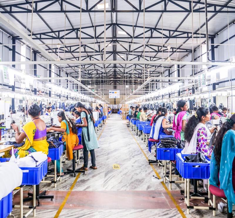 DECATHLON sustainable development manufacturing