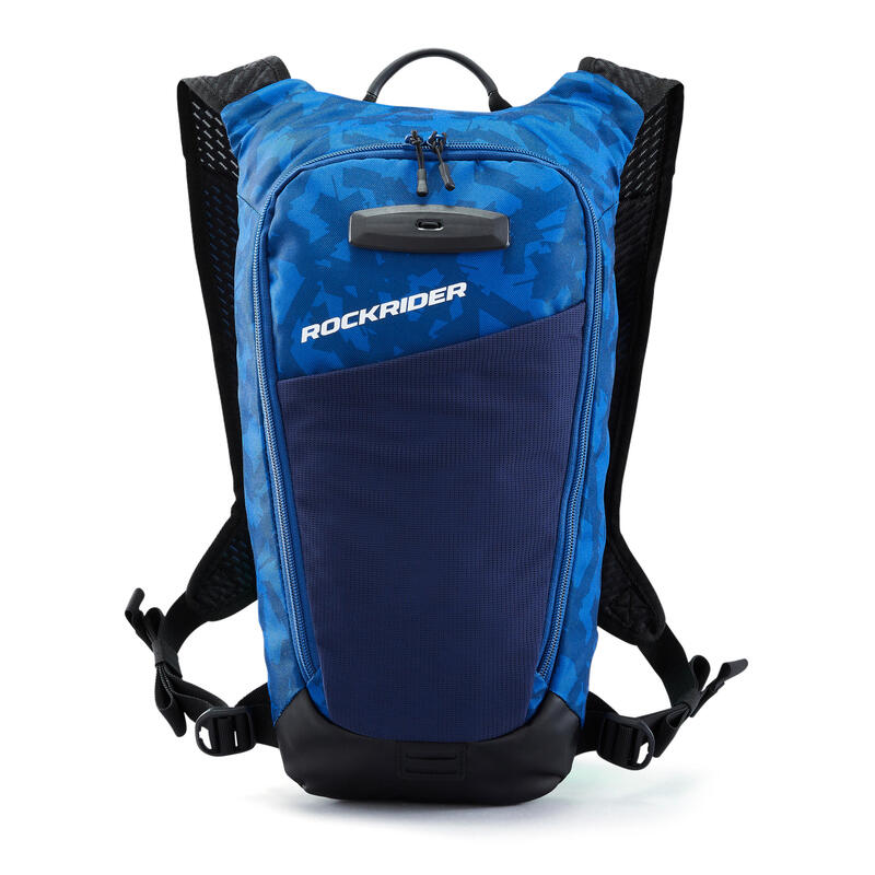 Drinkrugzak voor mountainbiken ST 520 blauw 4 liter