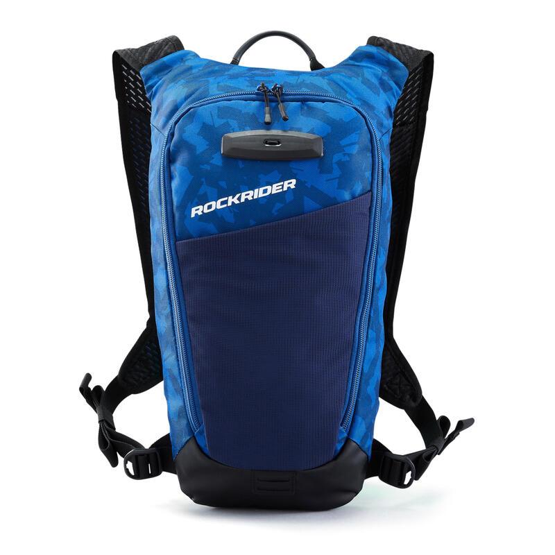 Rucsac rezervor apă MTB ST 520 6L Albastru