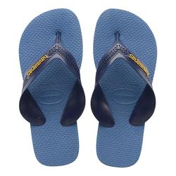 TONGS JUNIOR HAVAIANAS Kid Max Bleu Star