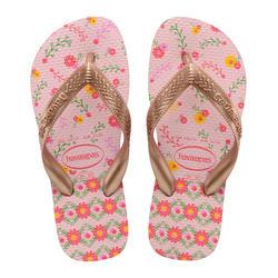 Slippers voor kinderen Flores roze