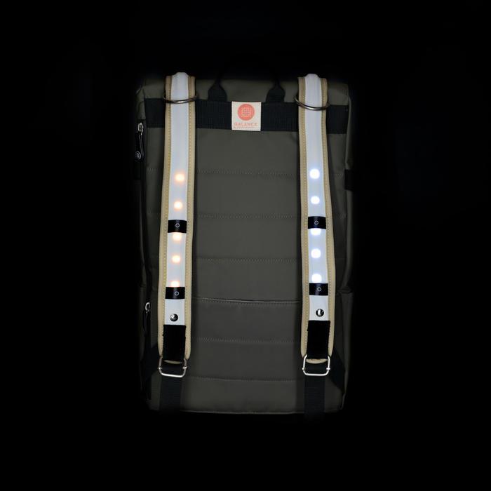 Sac à dos connecté lumineux Galanck Le Galuchon XL