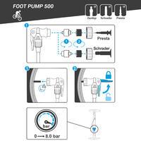 500Foot Pump