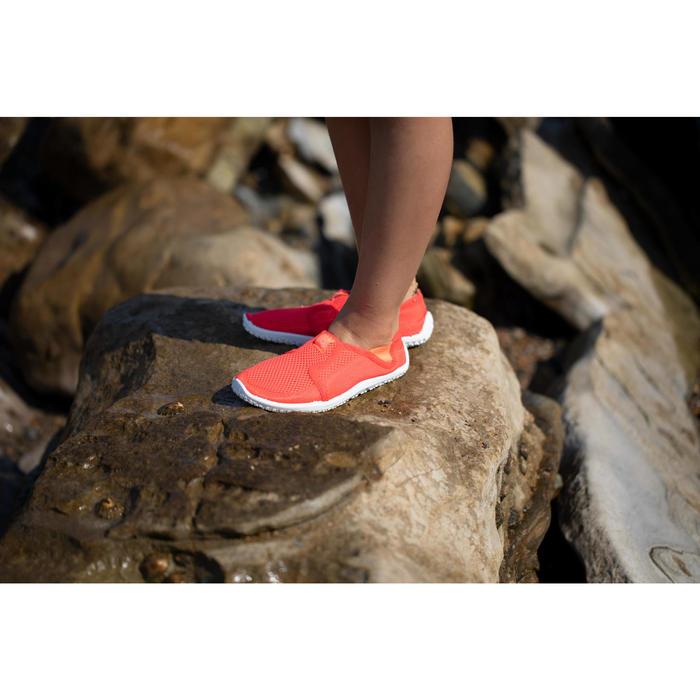 Waterschoenen voor volwassenen Aquashoes 120 roze