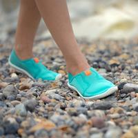 נעלי מים 120 למבוגרים - טורקיז בהיר