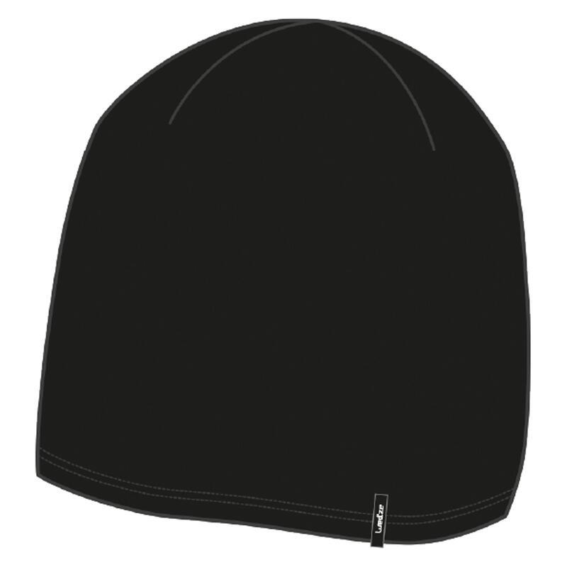 FIRSTHEAT CHILD'S SKI HAT - BLACK