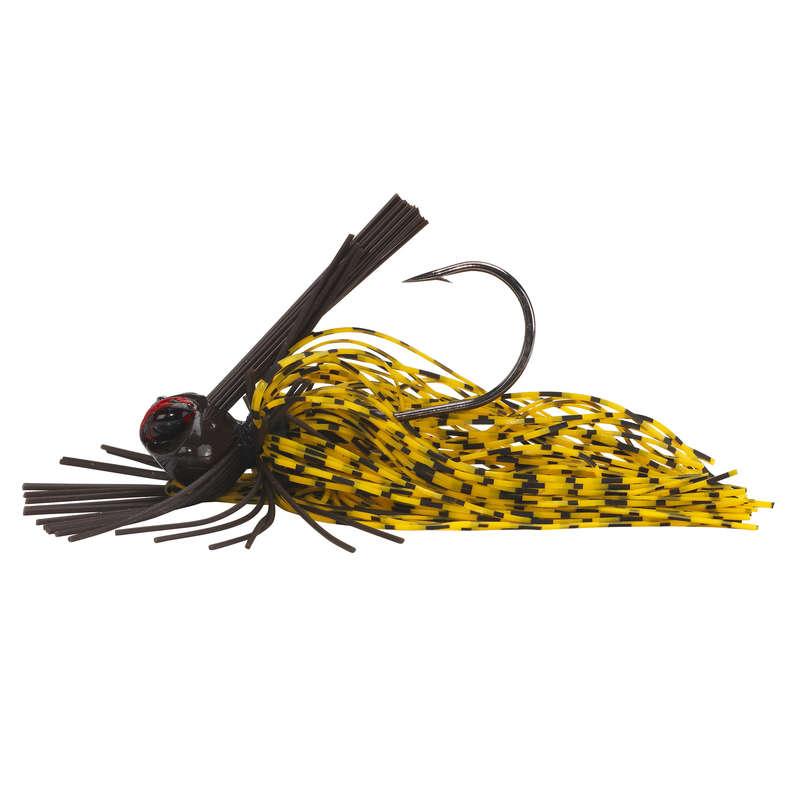 BLACK BASS LURES Fishing - Rubber Jig Finesse 1/4 oz PS BERKLEY - Pike and Predator Fishing